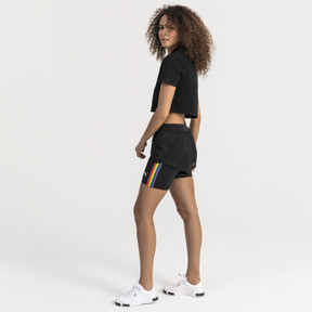 Thumbnail 3 of Performance 2 in 1 Women's Shorts, Puma Black, medium