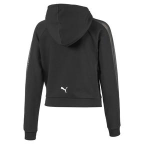 Thumbnail 6 of Performance Women's Hoodie, Puma Black, medium