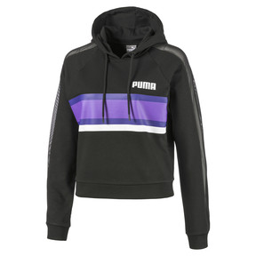 Thumbnail 5 of Performance Women's Hoodie, Puma Black, medium