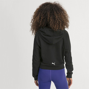 Thumbnail 2 of Performance Women's Hoodie, Puma Black, medium