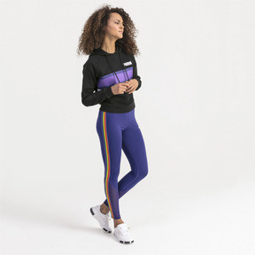 Thumbnail 3 of Performance Women's Hoodie, Puma Black, medium