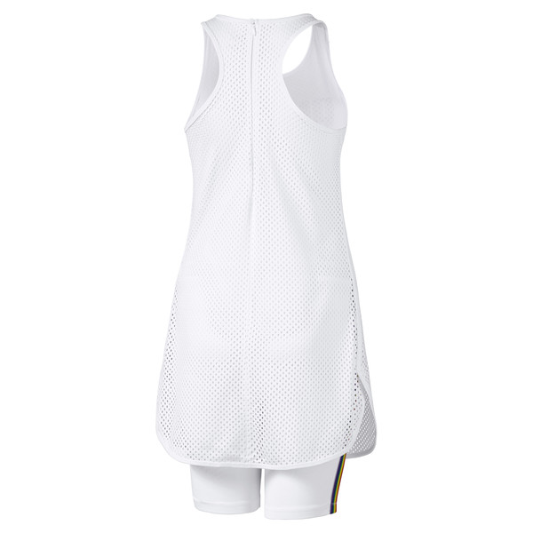 Performance Sleeveless Women's Dress, Puma White, large