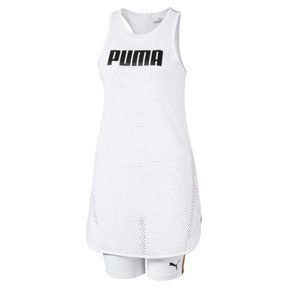 Thumbnail 5 of Performance Sleeveless Women's Dress, Puma White, medium