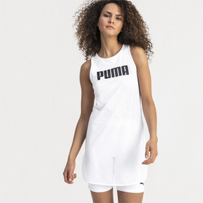 Thumbnail 1 of Performance Sleeveless Women's Dress, Puma White, medium