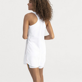 Thumbnail 2 of Performance Sleeveless Women's Dress, Puma White, medium