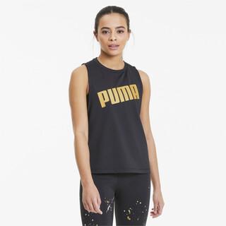 Imagen PUMA Polera sin mangas de training Metal Splash Adjustable para mujer