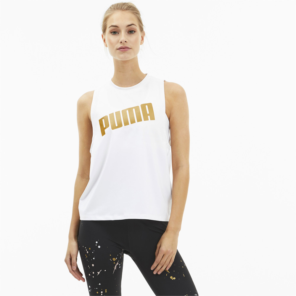 Изображение Puma Майка Metal Splash Adjustable Tank #1