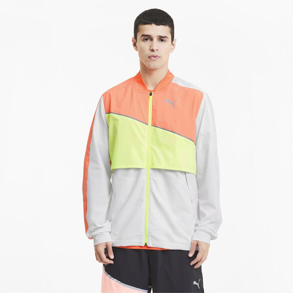 Image PUMA Ultra Woven Hooded Men's Running Jacket #1
