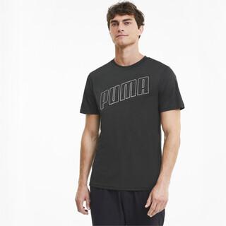 Изображение Puma Футболка Run Logo SS Tee