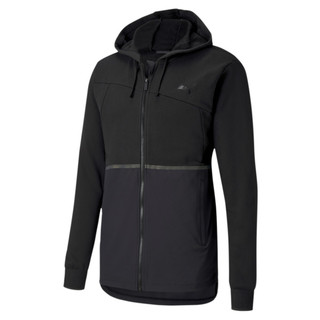 Image PUMA Excite Knitted Full Zip Men's Training Jacket