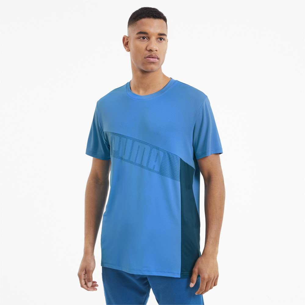 Image PUMA Graphic Short Sleeve Men's Training Tee #1