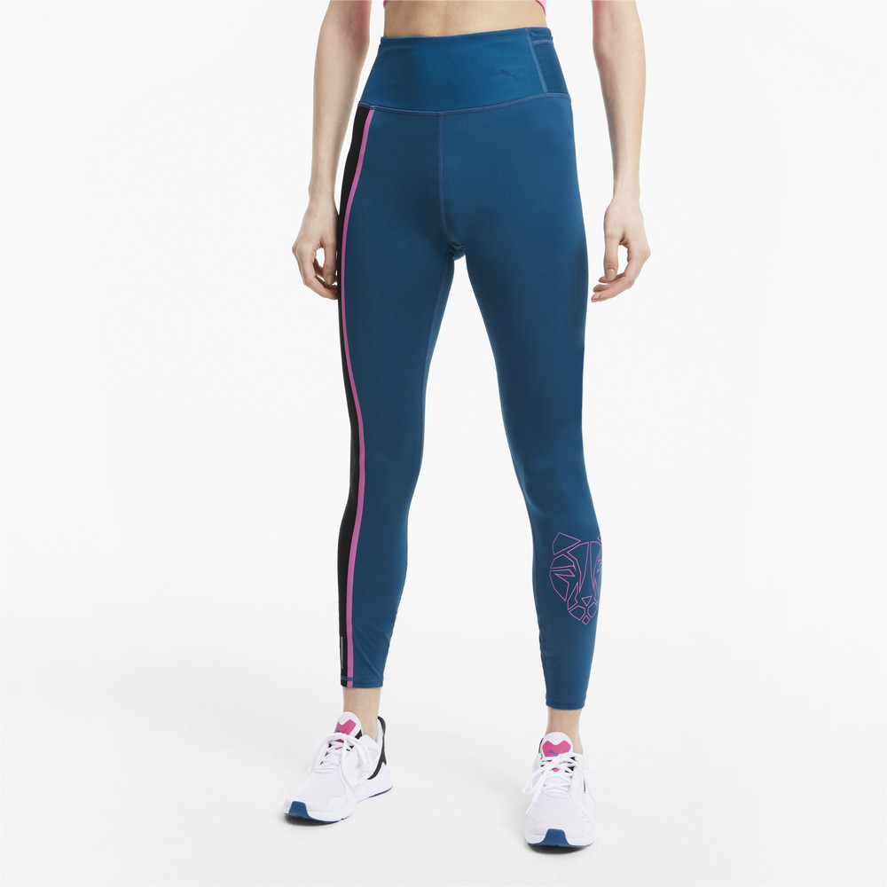 Image Puma High Rise 7/8 Women's Training Leggings #1