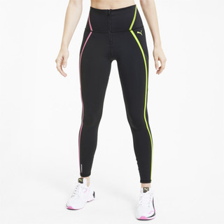 Image Puma Bonded Zip High Waist Full Length Women's Training Leggings