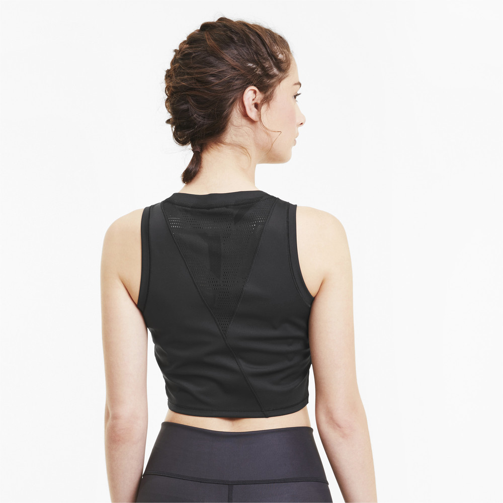 Image PUMA Studio Lace Women's Training Crop Top #2