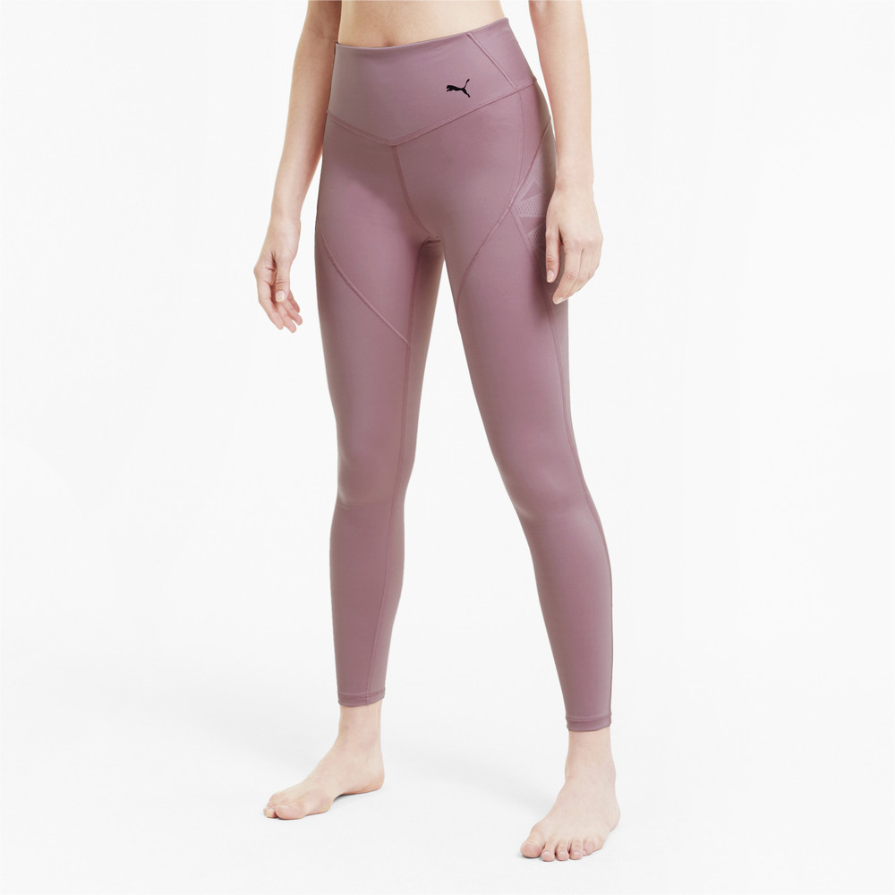 Image Puma Studio Porcelain Full Length Women's Training Leggings #1