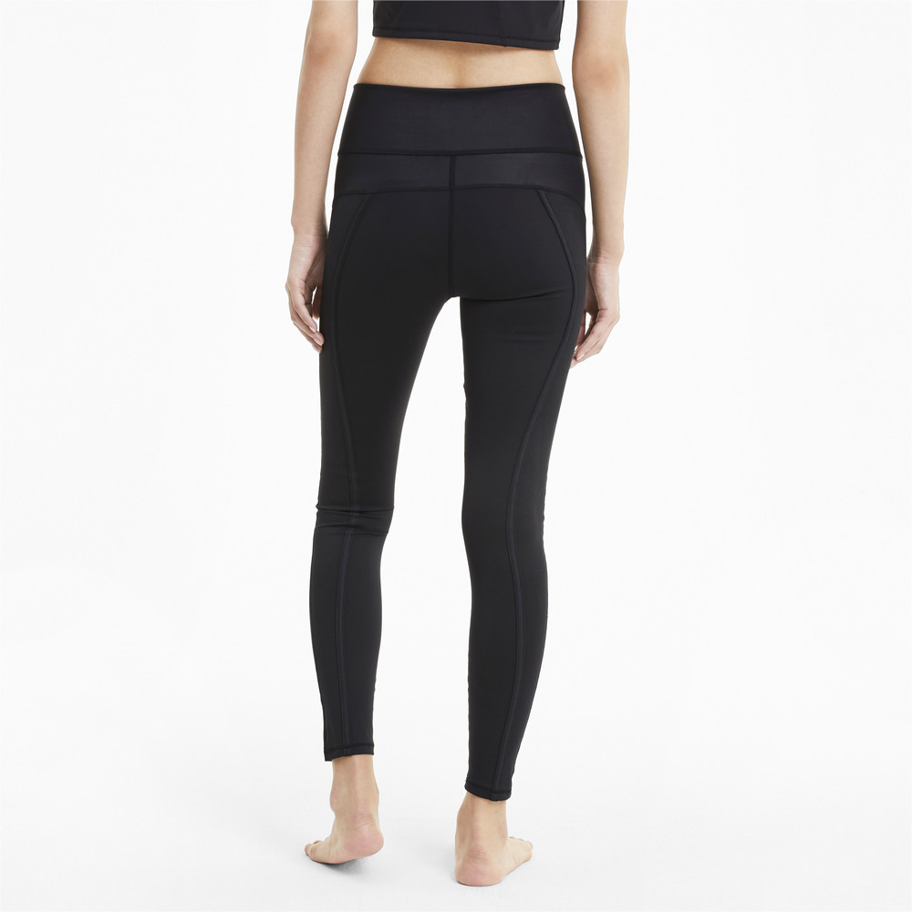 Image PUMA Studio Porcelain Full Length Women's Training Leggings #2