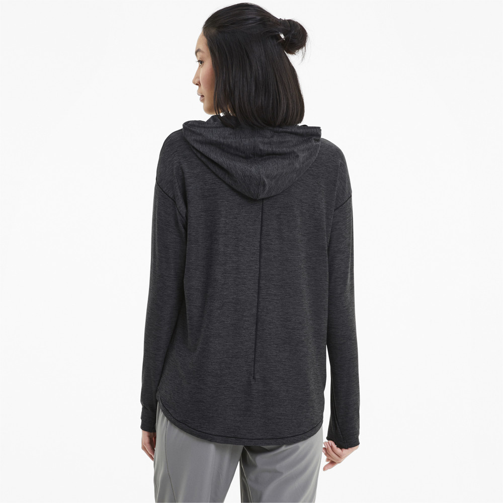 Image PUMA Studio Knitted Women's Training Hoodie #2