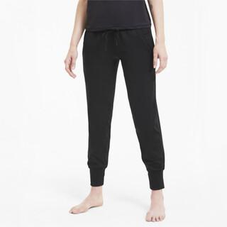 Image PUMA Studio Yogini Luxe Knitted Women's Training Pants