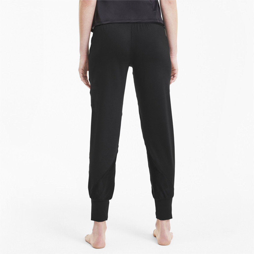 Image PUMA Studio Yogini Luxe Knitted Women's Training Pants #2