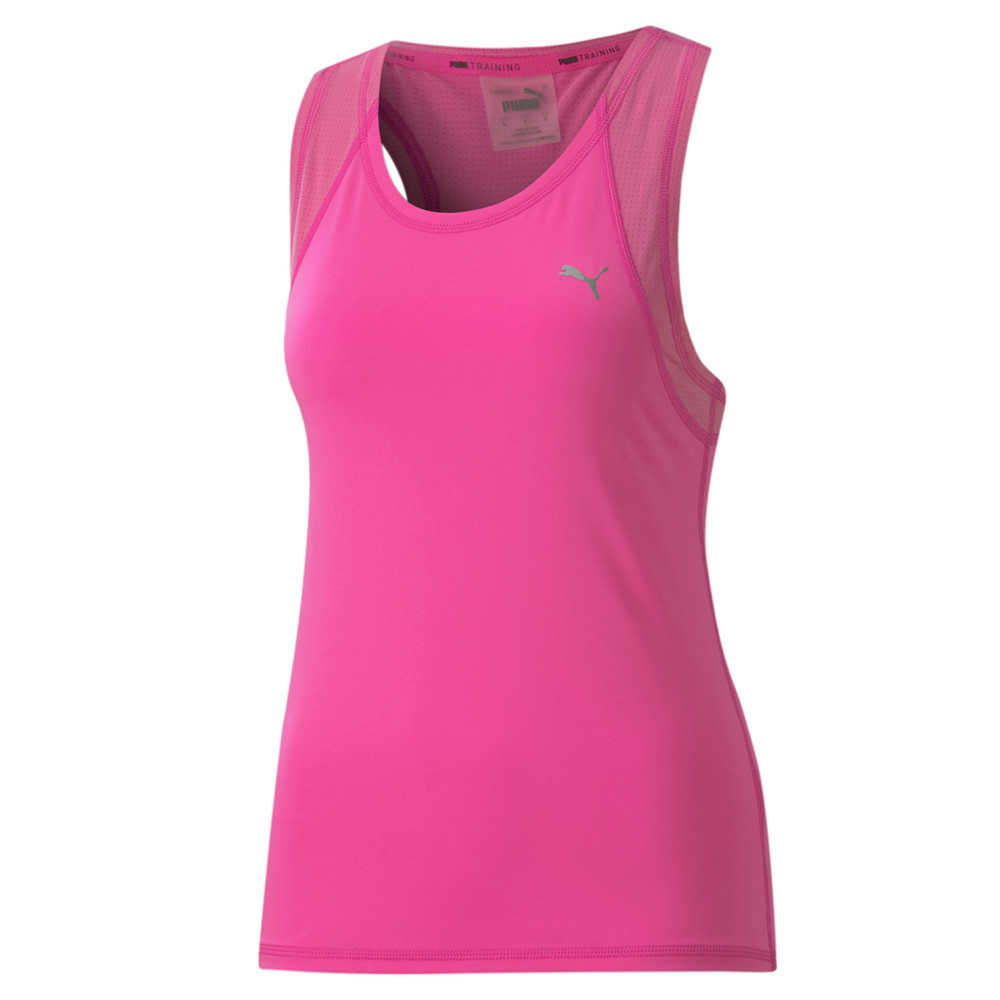 Image Puma Favourite Racerback Women's Training Tank Top #1