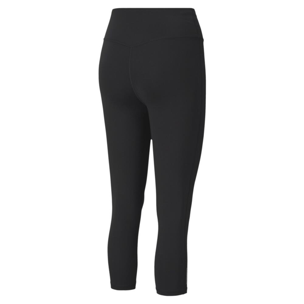 Image PUMA Favourite Solid High Rise 3/4 Women's Training Leggings #2