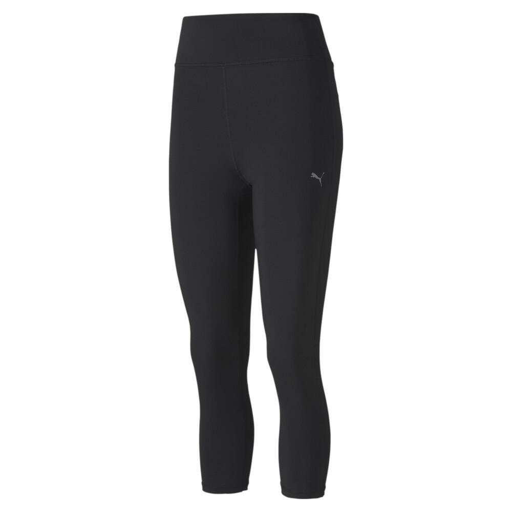 Image PUMA Favourite Solid High Rise 3/4 Women's Training Leggings #1