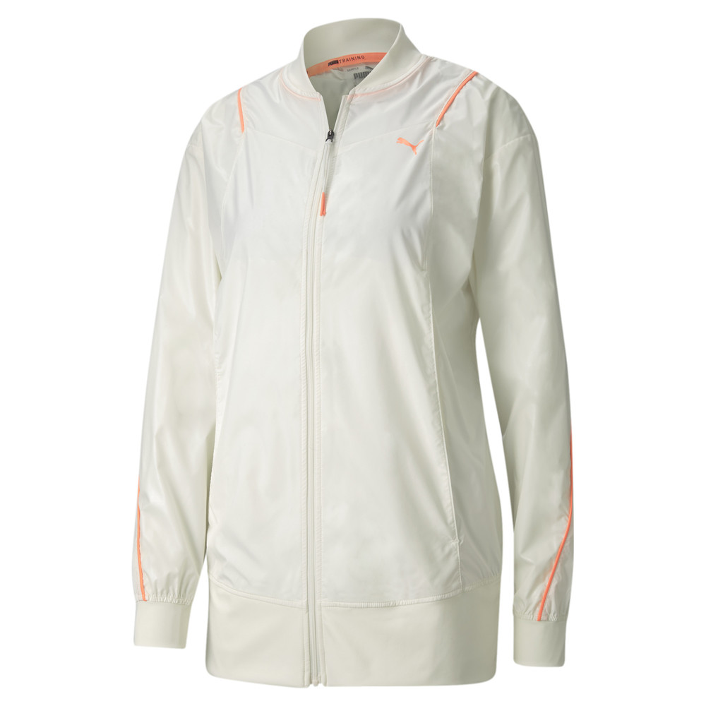 Изображение Puma Олимпийка Train Pearl Woven Jacket #1