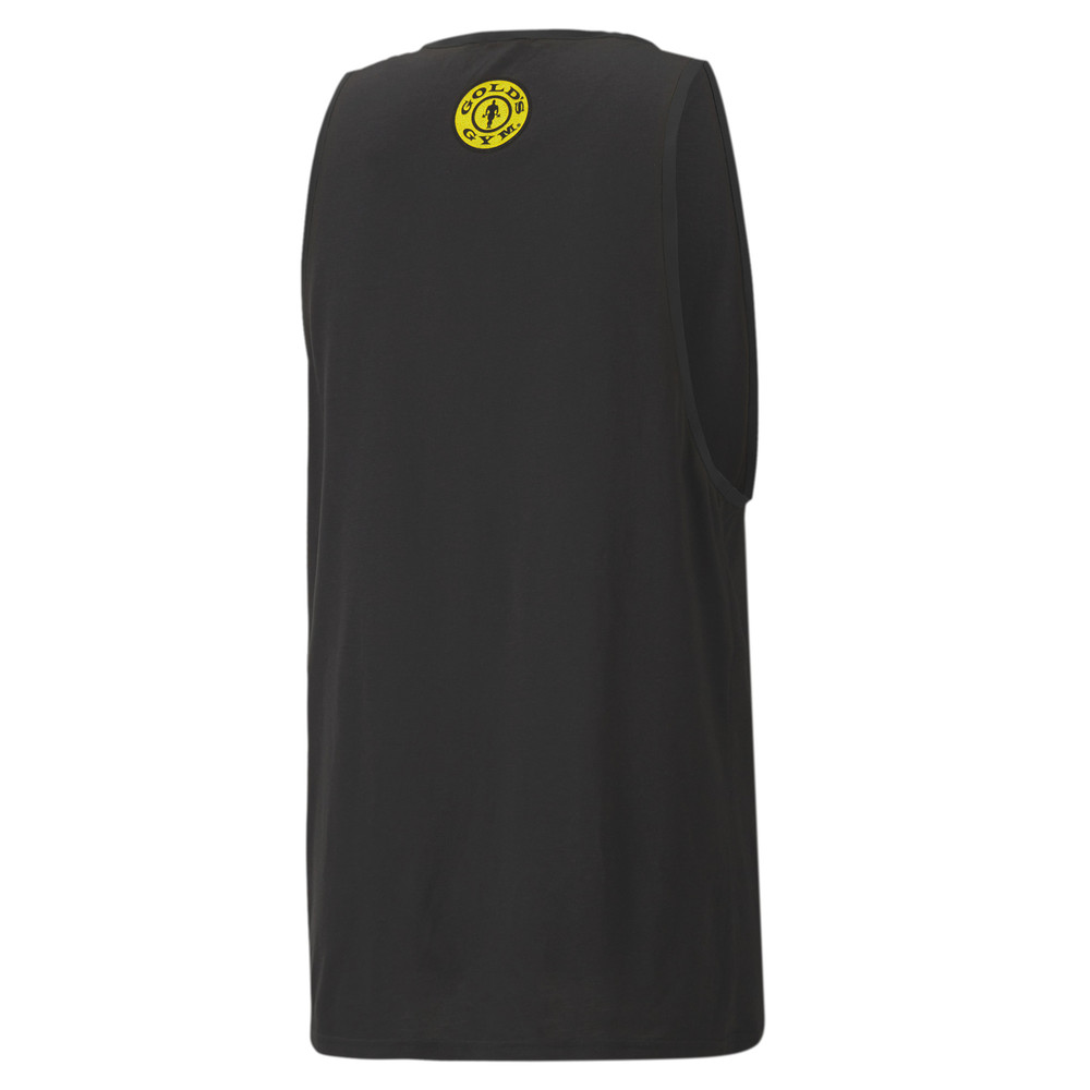 Image Puma PUMA x GOLD'S GYM dryCELL Training Tank Top #2