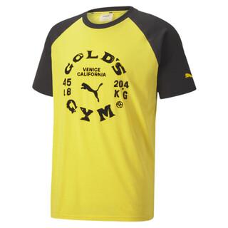 Image Puma PUMA x GOLD'S GYM dryCELL Raglan Men's Training Tee