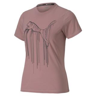 Image PUMA Camiseta Graphic Tee Feminina