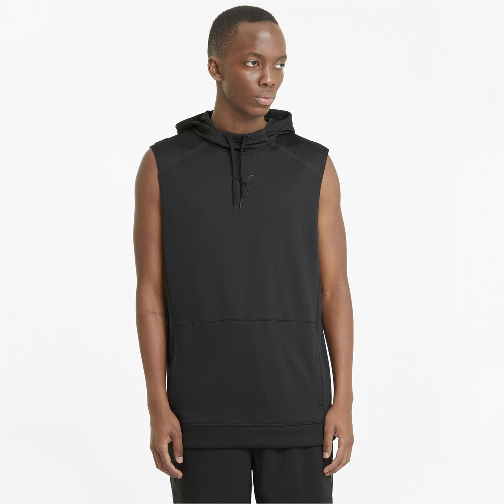 Image PUMA Tech Knit Men's Training Hoodie #1