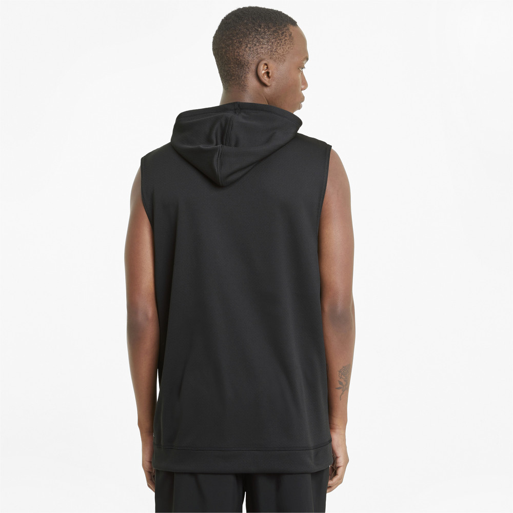 Image PUMA Tech Knit Men's Training Hoodie #2