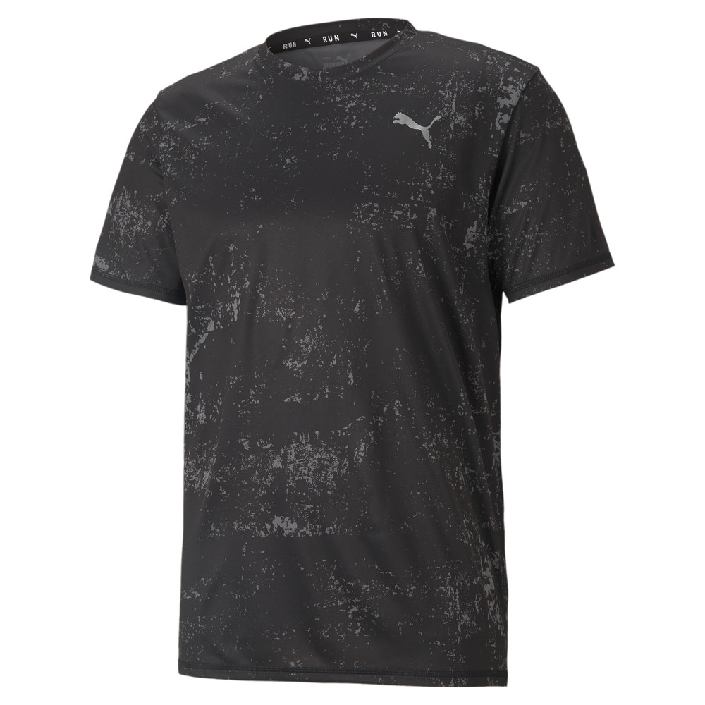 Image PUMA Graphic Short Sleeve Men's Running Tee #1