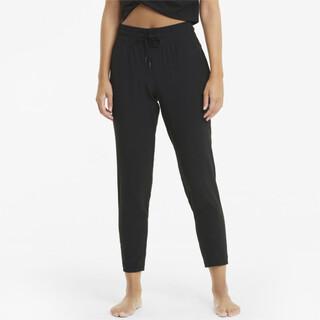 Image PUMA Studio Woven Tapered Women's Training Pants