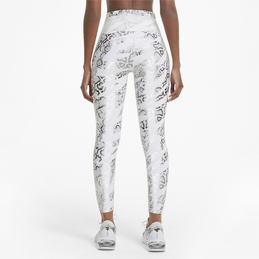Image PUMA UNTMD Printed 7/8 Women's Training Leggings #2