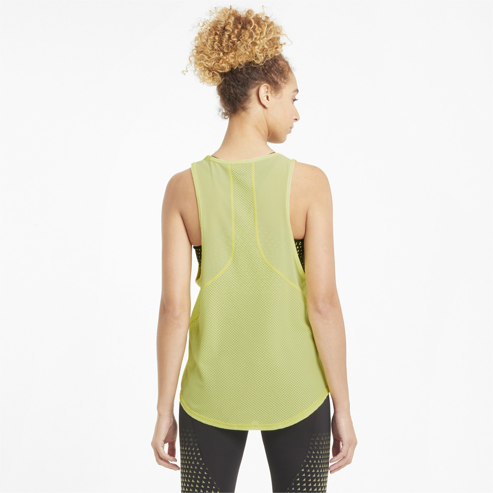 Image PUMA Mesh Women's Training Tank Top #2