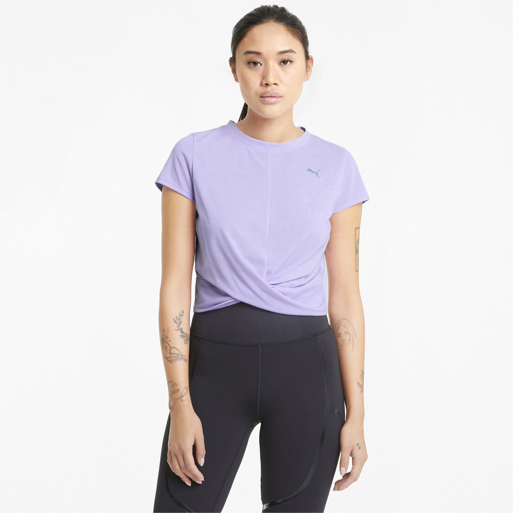 Image PUMA Twisted Women's Training Tee #1