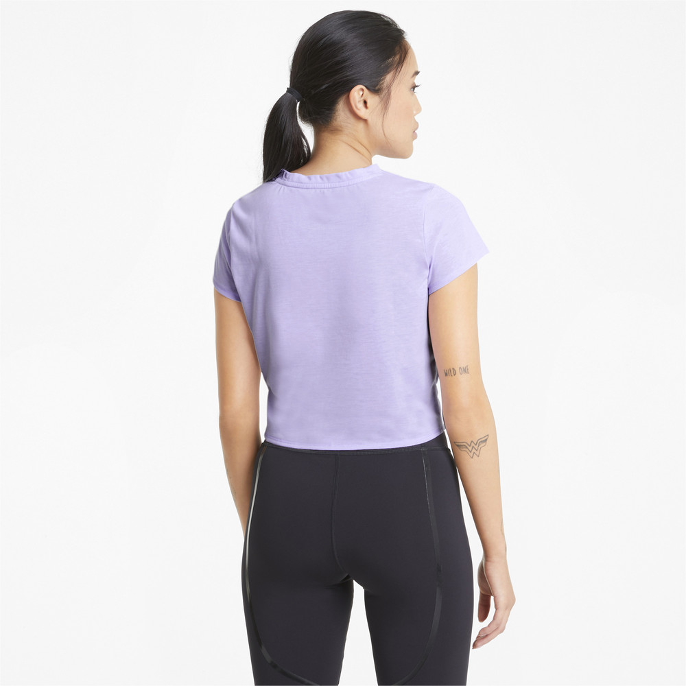 Image PUMA Twisted Women's Training Tee #2