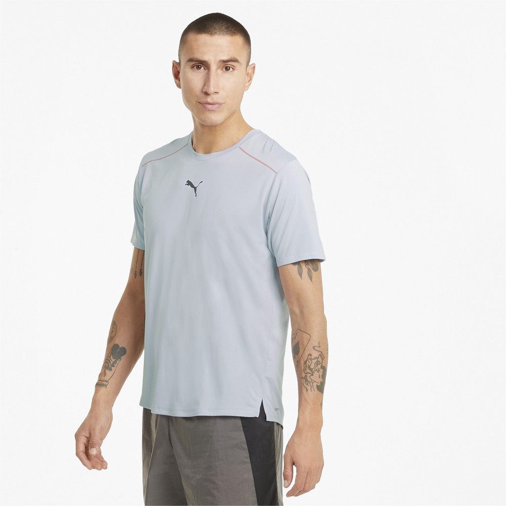 Image PUMA COOLadapt Men's Running Tee #1