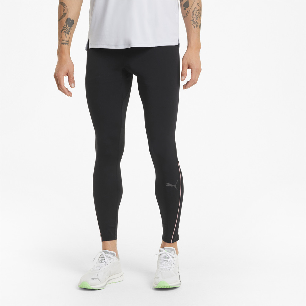Image PUMA Long Men's Running Tights #1