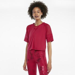 Image PUMA Fashion Luxe Raglan Women's Training Top