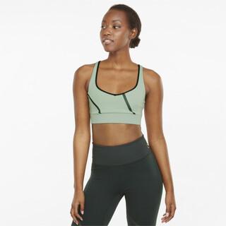 Image PUMA EXHALE Mesh Curve Women's Training Bra