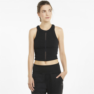Image PUMA EXHALE Ribbed Women's Training Crop Top