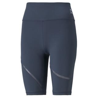 Image PUMA Exhale Mesh Curve Women's Training Bike Shorts