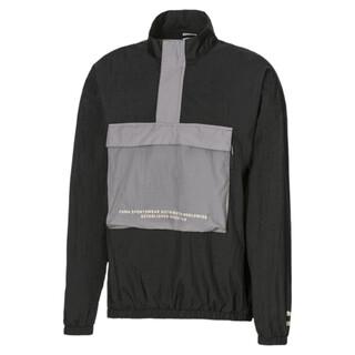 Görüntü Puma Yarım Fermuarlı Erkek Sweatshirt
