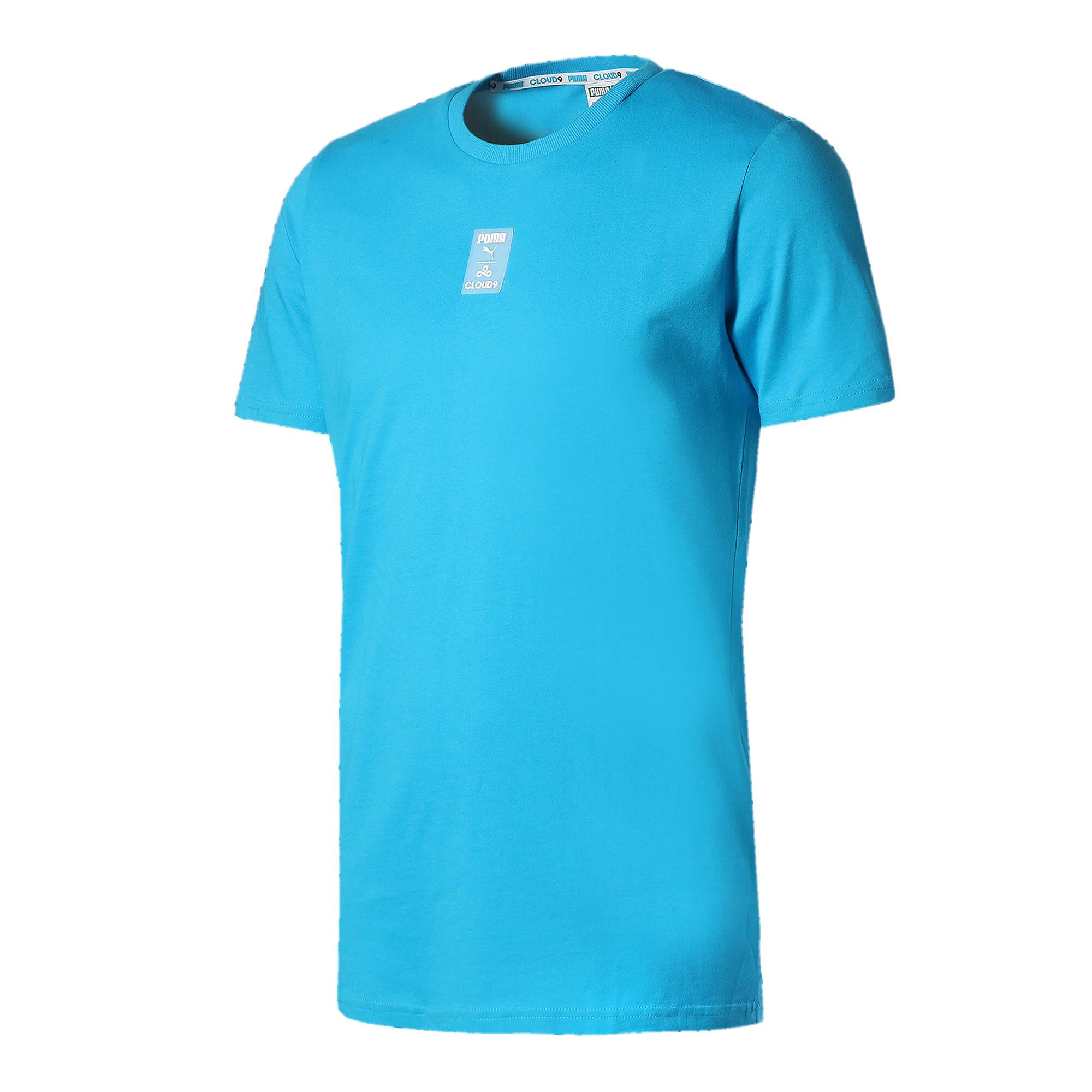 【プーマ公式通販】 プーマ PUMA x Cloud9 GTG オールセット eスポーツ Tシャツ メンズ Hawaiian Ocean |PUMA.com