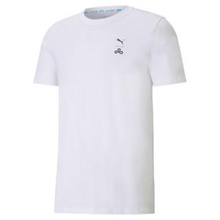 Image PUMA PUMA x CLOUD9 Camiseta Corrupted Masculina