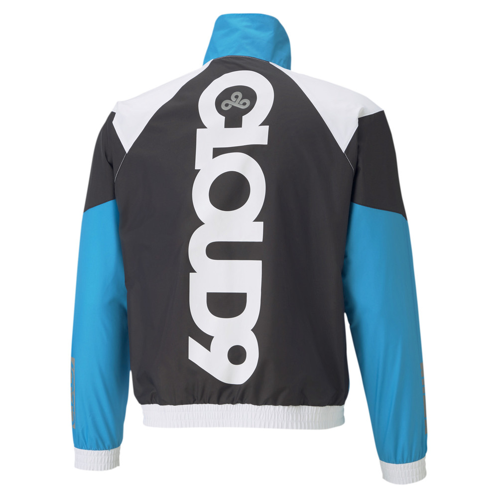 Image PUMA PUMA x CLOUD9 Corrupted Women's Windbreaker #2
