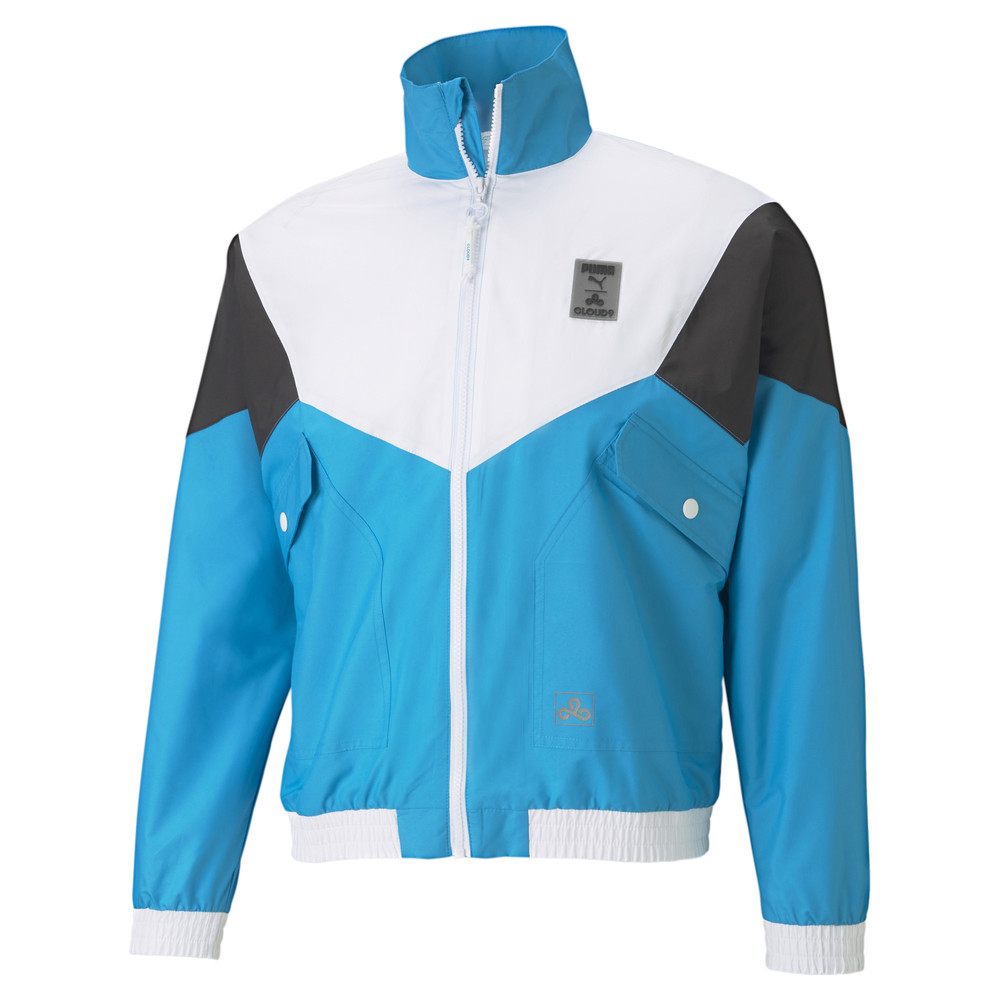 Image PUMA PUMA x CLOUD9 Corrupted Women's Windbreaker #1