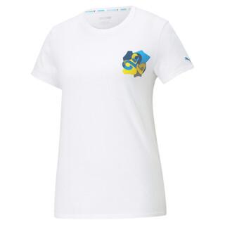 Image PUMA PUMA x CLOUD9 Camiseta Jigsaw Feminina